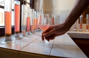 Tasting samples @ Latour