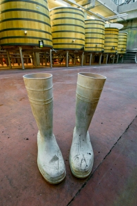 boots at Bouchard's cuverie
