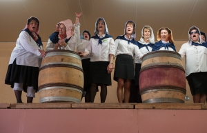 The Ladies chorus
