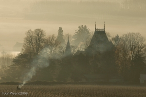 Château Corton André - what will become of this Burgundy icon and its wines...