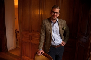 Armand Heitz, a new name in Chassagne-Montrachet