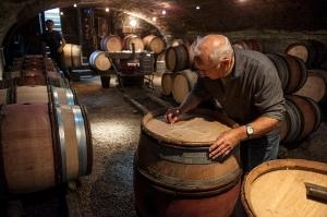 The naming of barrels chez Stephane Magnien