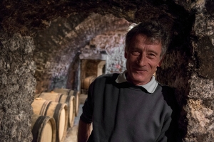 Jean-Marie Raveneau, another Chablis icon who prefers to keep away from the camera.