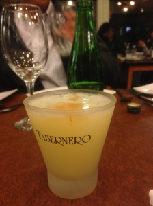 Then its off for a Pisco sour and a seafood dinner on the coast.