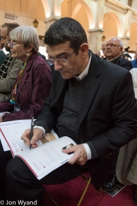 While Dimitri Bazas of Maison Champy is doing his sums.