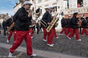 Burgundians like a big band !